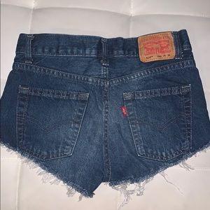 Levi's Shorts - Vintage Levi shorts